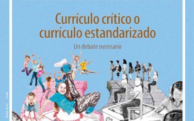 ¿Es posible el currículo en estas épocas? Revista Educación y Cultura. Fecode. Por Dino Segura