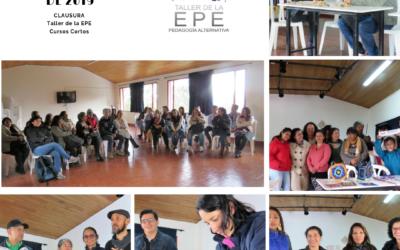 Al estilo EPE, la primera cohorte del Taller de la EPE