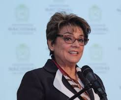 Dolly Montoya, autoridad en Biotecnología. Científicas Colombianas