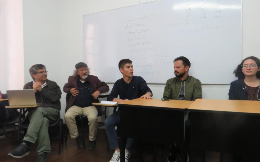 La Universidad Gran Colombia y la Corporación EPE: Diplomado en Educación e Innovación.