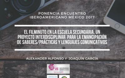El filminuto en la escuela secundaria, un proyecto interdisciplinar para la emancipación de saberes/prácticas y lenguajes comunicativos