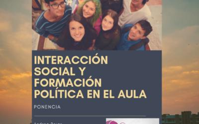 Interacción social y formación política en el aula