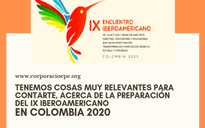 Queremos mantenerte actualizado acerca del IBERO 2020