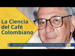 Jaime Castillo Zapata, científico del café