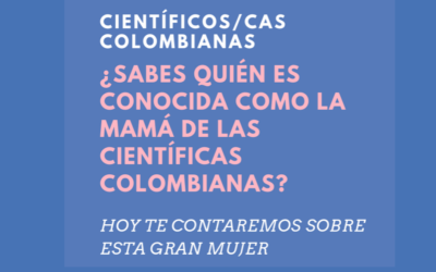 Angela Restrepo, la mamá de las científicas colombianas