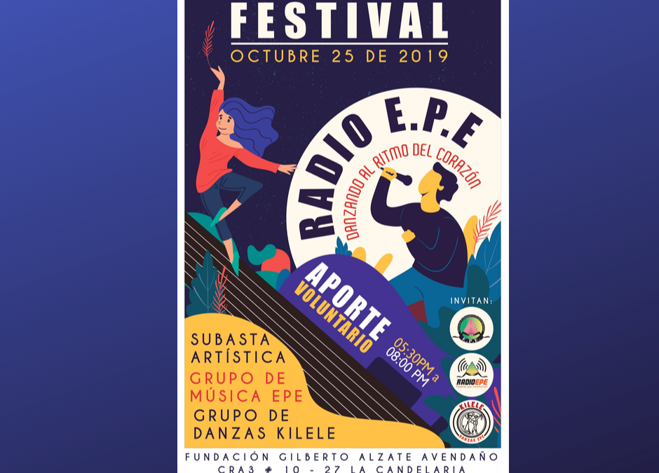 Un evento imperdible: Festival Radio EPE. Al ritmo del Corazón