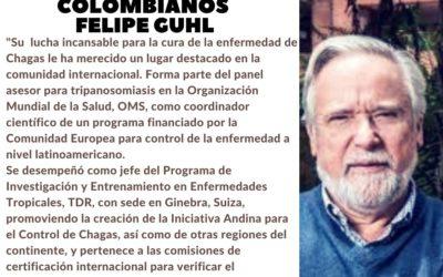 La enfermedad de Chagas, Felipe Guhl Científicos colombianos