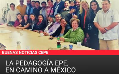 La Pedagogía EPE, en camino a México